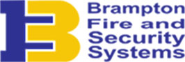 Brampton Fire and Security Systems Logo